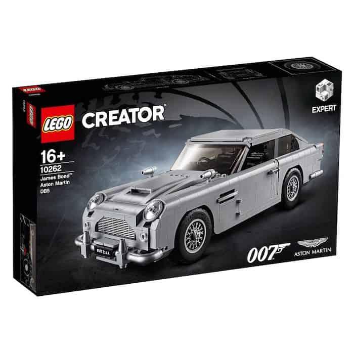 James Bond lego