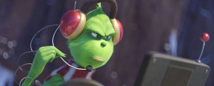 The Grinch Animation