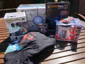 Wootbox July 2018 Review