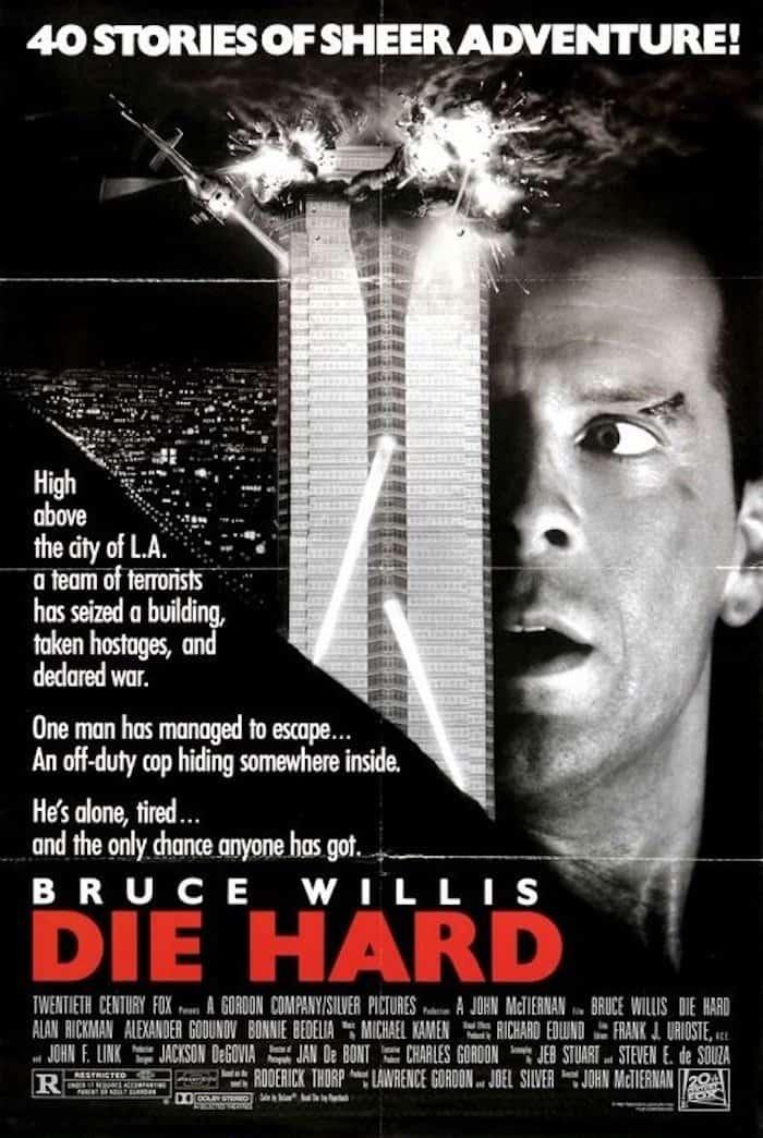 Skyscraper 'Die Hard' Inspired Poster Released