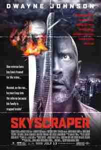 skyscraper film poster