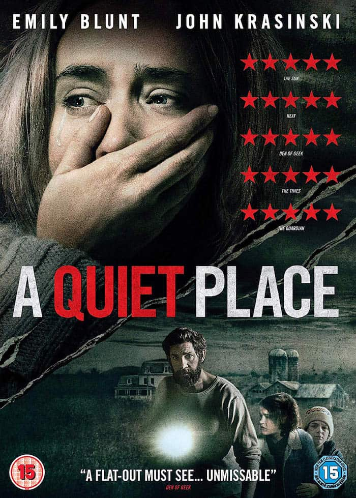A Quiet Place Competition