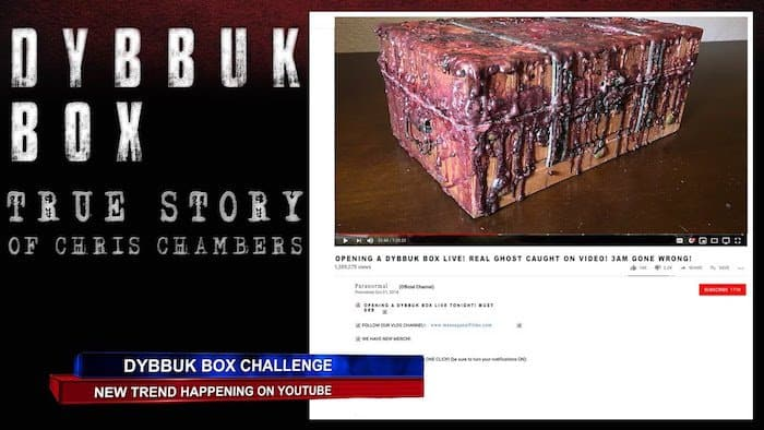 Dybbuk Box: The True Story of Chris Chambers Review