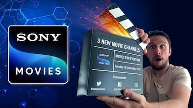 Sony Movies Freeview Channel Launches TODAY