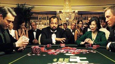Poker game in casino royale turning stone slot machines